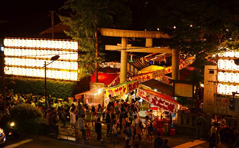 平成30年度例大祭ご斎行のお知らせ