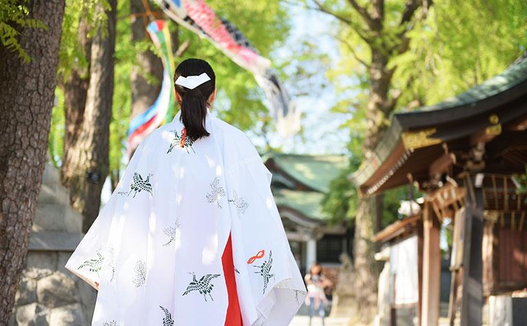 招魂社例祭