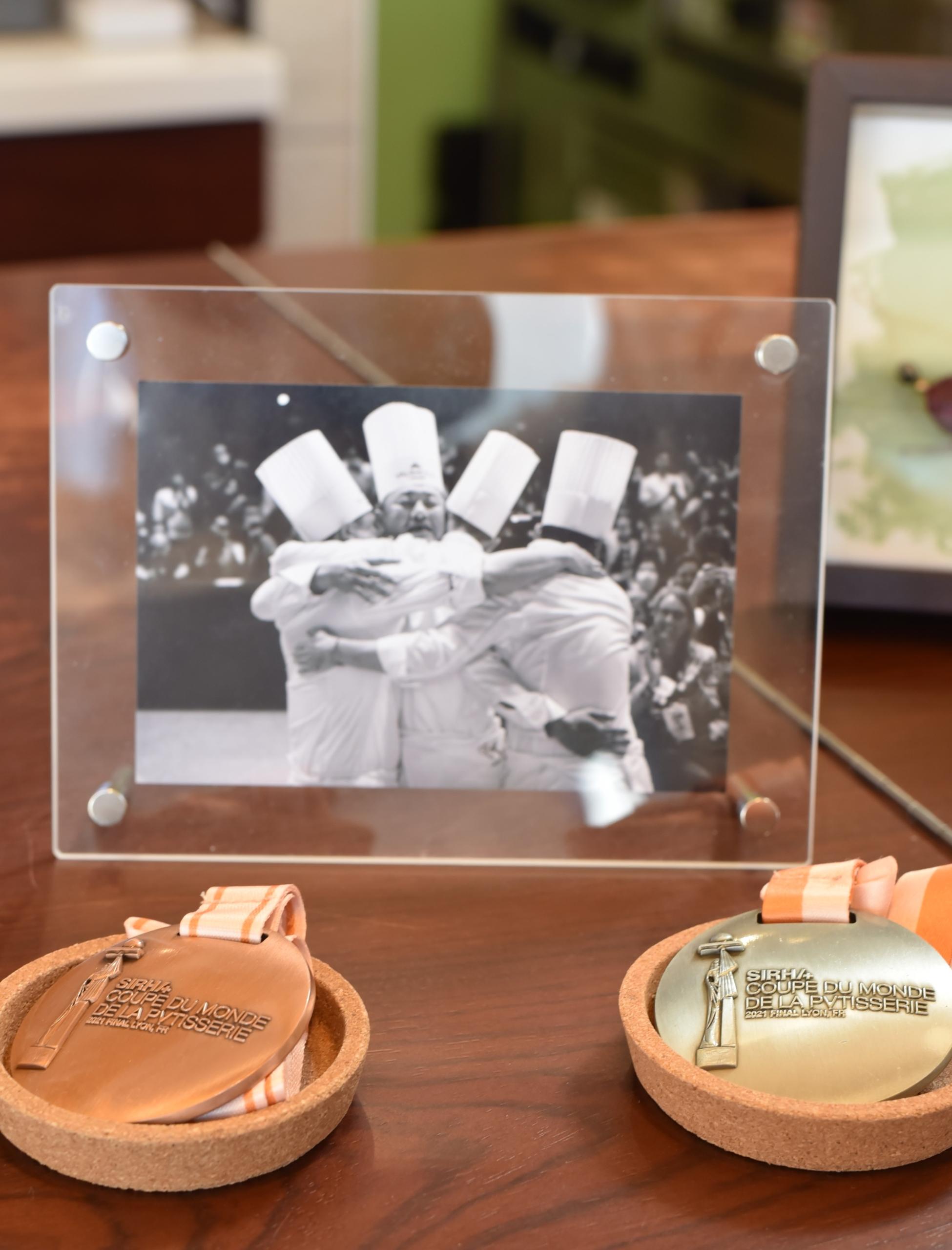 ラ・ローズジャポネ五十嵐宏シェフ 世界大会にて銀メダル獲得