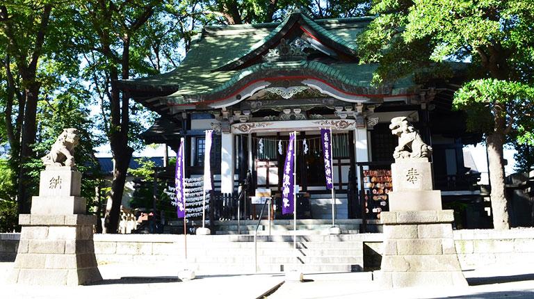 開運厄除は東京都葛飾区の亀有香取神社へお問い合わせ